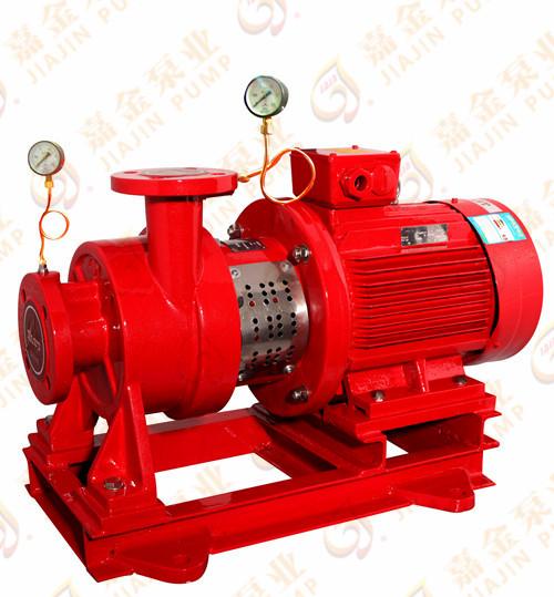 消防水泵的使用便利性怎么样