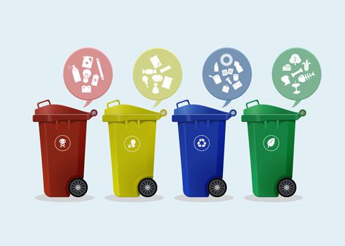 生活垃圾分类步入强制时代 46城将率先实施